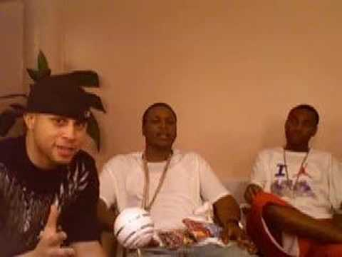 DJ GQ interviews the Young gunz