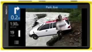 Супер авто приколы на дорогах - нарезка!!! приколы авто 2014