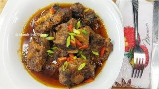 The Best Stewed Oxtails Recipe | Super Rich and Hearty