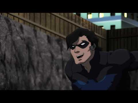 Nightwing Sex Talks