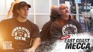 East Coast Mecca - Welcome to the Best Gym in Bodybuilding | East Coast Mecca