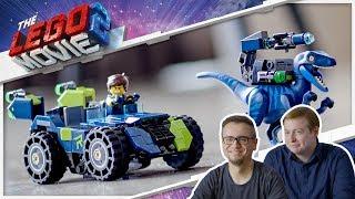 Rex's Rex-treme Offroader! - THE LEGO MOVIE 2 - 70826 Designer Video