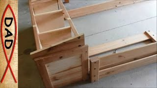 Diy Chicken Coop – Recycled Bunk Bed