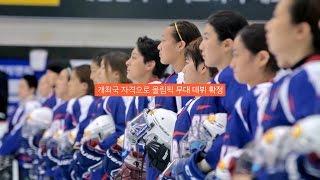 2018평창을 향한 대한민국 여...