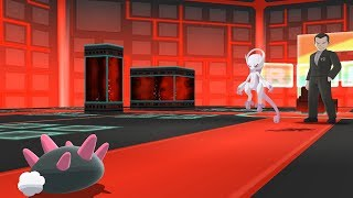 Defeating Boss Giovanni with Only Pyukumuku (NO ITEMS) - Pokémon Ultra Sun/Moon