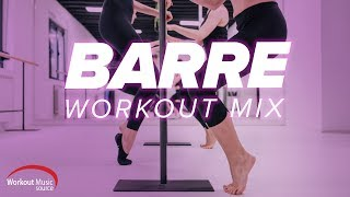 WOMS // Barre Workout Mix 2 (124-128 BPM + warmup & cooldown)