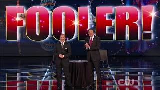 Penn & Teller: Fool Us // Kostya Kimlat Makes Penn Mad