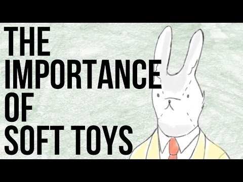 The Importance of Soft Toys
