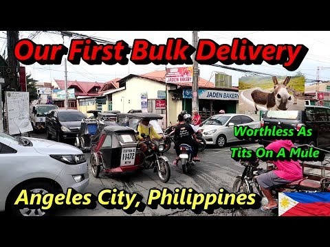 SPYING ON OUR COMPETITORS & A LITTLE WALK : Angeles City, Philippines from YouTube · Duration:  18 minutes 56 seconds
