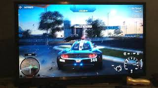 Need for speed rivals hot pursuit wind up gold (PS3 gameplay)