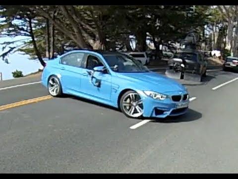 BMW M3 2014: Limousine erstmals ungetarnt erwischt