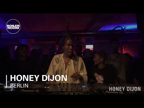 Honey Dijon Boiler Room Berlin DJ Set