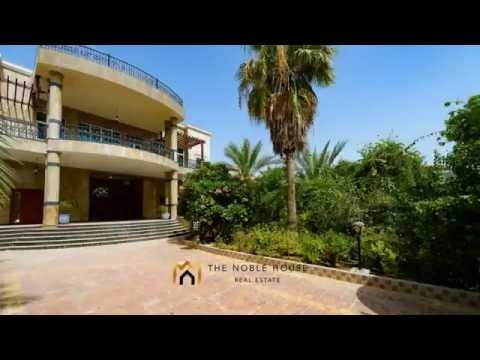 The Noble House Real Estate Presents An Emirates Hills Villa For Rent TNH R 1287