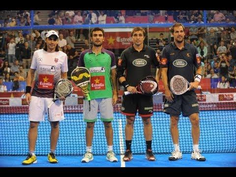 Final Granada International Open. Lima - Mieres vs Díaz - Belasteguín (29 - 09 - 2013)