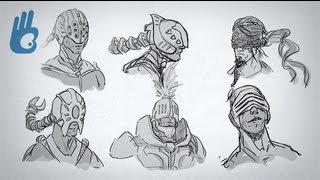 Cómo dibujar bien: Los secretos de la creación de bocetos.Dibujar Bien.com