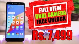 Giveaway: Itel A62 India Unboxing, Full View Display, Dual Camera, Face Unlock & Honest Review