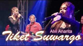 Download TIKET SUARGO ALVI ANANTA Live Raxzasa Music Pemuda Persil Bersatu Official Video