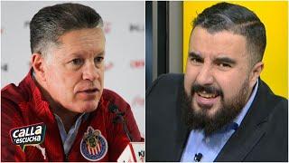 SIN FILTRO Álvaro Morales criticó a Ricardo Peláez y a Chivas por el caso Guzmán | Calla y Escucha
