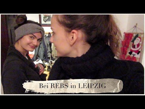 Vlogmas Tag 21 | Bei REBS in LEIPZIG