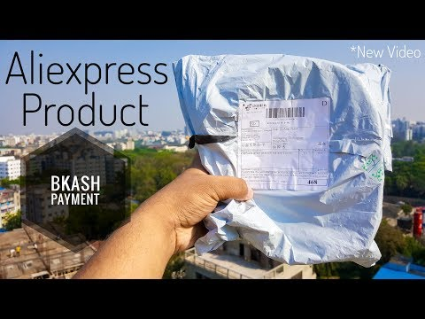How To Order & Collect Aliexpress Product || Bkash Payment