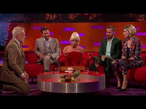 Graham Norton Show - S24E01 - Bradley Cooper Lady Gaga Ryan Gosling Jodie Whittaker Rod Stewart