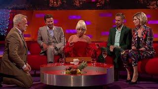 Graham Norton Show - S24E01 - Bradley Cooper, Lady Gaga, Ryan Gosling, Jodie Whittaker, Rod Stewart