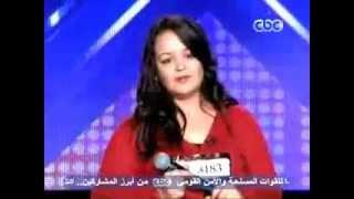 جزائرية تهين اليسا في برنامج The X Factor 2013