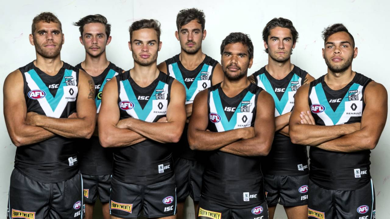 Port Adelaide Song In Pitjantjatjara Youtube