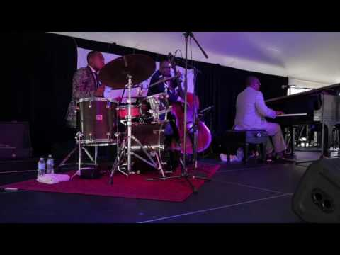 "Marcus Roberts, ""Haitian Fight Song"", LIVE @ Summer Solstice Jazz Festival 2016"