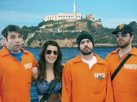 BEST ALCATRAZ TOUR EVER!!! - San Francisco Island Prison Tour
