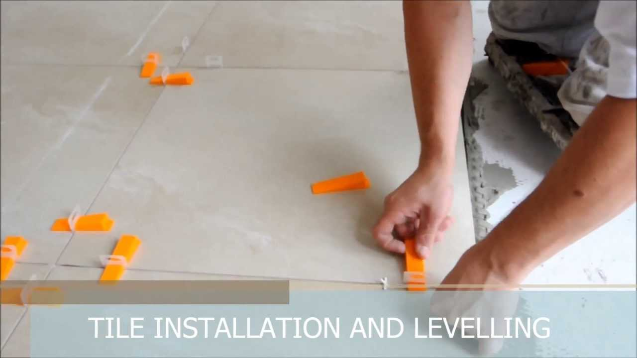 Perfect Level Master Tile Leveling System With Adjule Pliers You