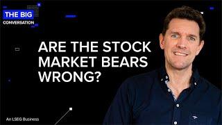 Download Is the Bearish Stock Market Consensus Wrong? | The Big Conversation | Refinitiv