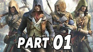 Let's Play Assassin's Creed Unity Koop Gameplay German Deutsch Part 1 - Die Nahrungskette