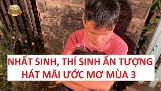 Khương Dừa đạo diễn MV cho Nhất Sinh, thí sinh ấn tượng nhất Hát Mãi Ước Mơ 3