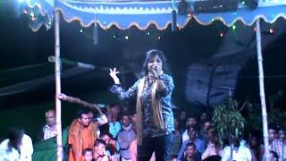 গ্রামের মধ্য রাতের বিনোদনে শহরের মেয়ের ডিজে গানের সাথে ডিজে নাচ | পাংখা | Pangkha | Bangla Folk Song