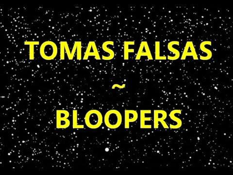 SPM ~ especial Star Wars: the force awakens TOMAS FALSAS/BLOOPERS