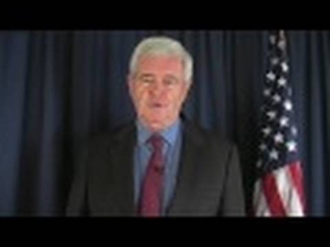 Newt Gingrich talks about Nathan Deal