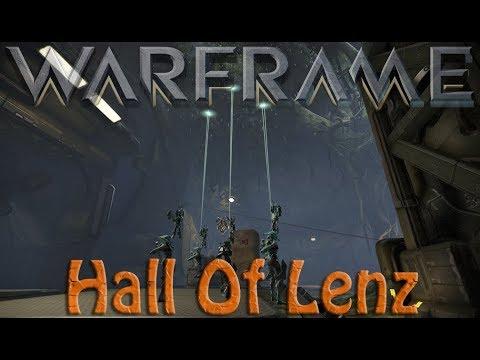 Warframe - Hall Of Lenz