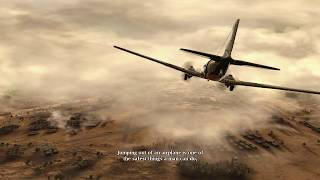 Medal of Honor: Airborne - Training Expert Difficulty Gameplay Walkthrough