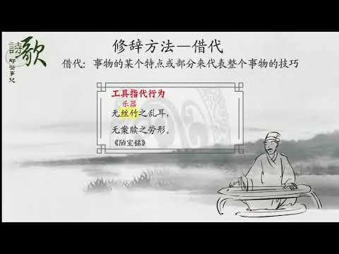 02借代 修辭手法 高中語文 - YouTube