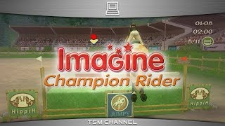 Imagine : Champion Rider / Petz : Horse Club (part 9) (Horse Game)