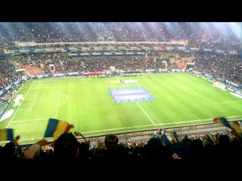 Romania - Argentina ( cam asa s-a vazut :D )
