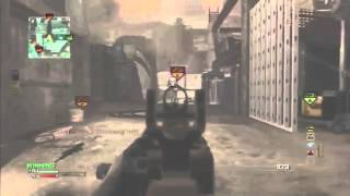 MW3: Gold ACR MOAB (Call of Duty GHOSTS Review)