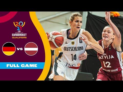 Germany v Latvia