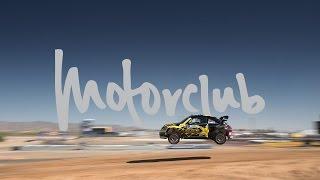 MOTORCLUB coming to NBCSN [Trailer]