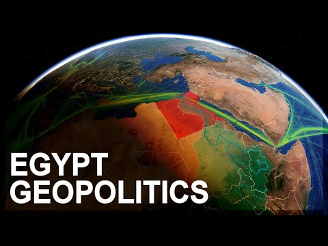 Geopolitics of Egypt