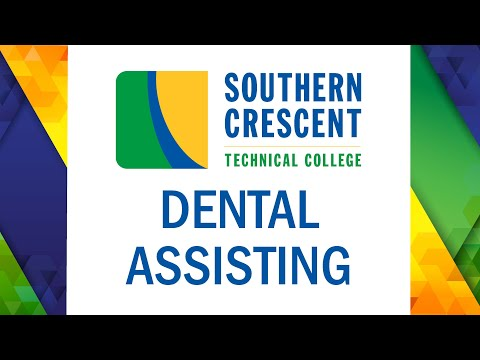 Dental Assisting Program at Southern Crescent Technical College