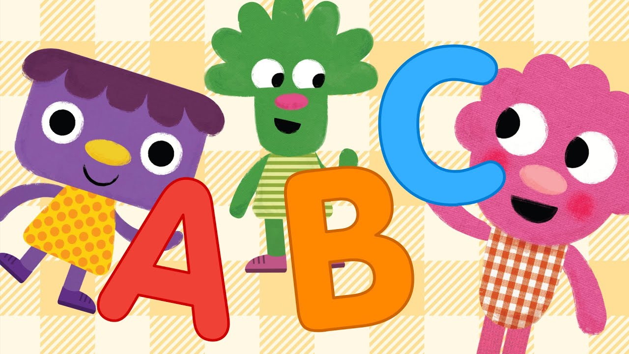 Learn the Alphabet with Noodle & Pals! | Super Simple ABCs