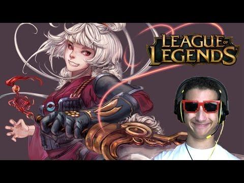 La ligue des légendes #1 : La 1ère Vod!