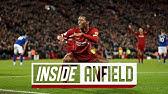 Inside Anfield: Liverpool 5-2 Everton | UNSEEN footage from sensational Merseyside Derby